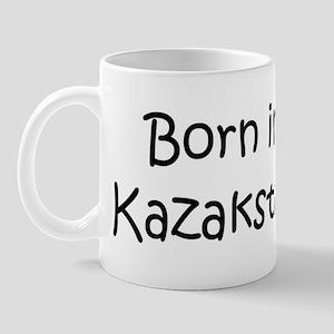 Born in Kazakstan Mug