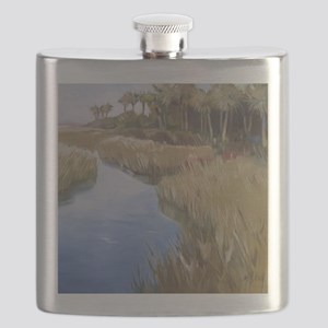 Florida Marshland wilderness wetlands Flask