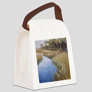 Florida Marshland wilderness wetlands Canvas Lunch