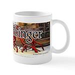 The Harbinger Mug