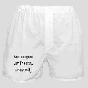 Nap Realities Boxer Shorts