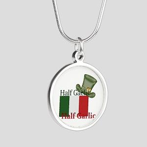 halfgaelichalfgarlichatandflag Necklaces