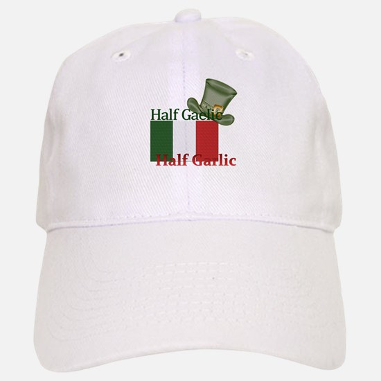 halfgaelichalfgarlichatandflag Baseball Baseball Baseball Cap