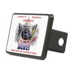 DC or Bust Hitch Cover