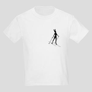 SKI BUNNY Kids T-Shirt