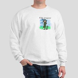 Fish Whisperer Sweatshirt
