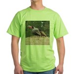 Tom Turkey Green T-Shirt