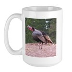 Tom Turkey Large Mug