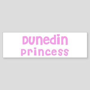 Dunedin Princess Bumper Sticker