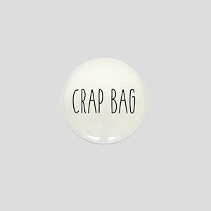 Friends - Crap Bag Mini Button