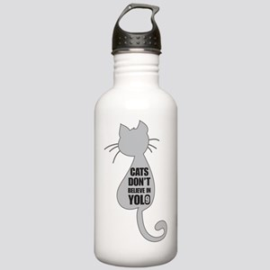 Cats YOLO Stainless Water Bottle 1.0L