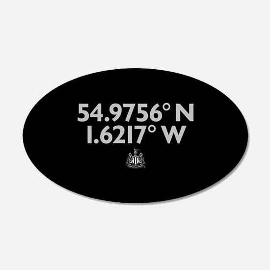 Coordinates Wall Decal