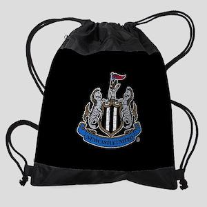 Vintage Newcastle United FC Crest Drawstring Bag