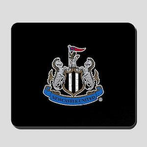 Vintage Newcastle United FC Crest Mousepad