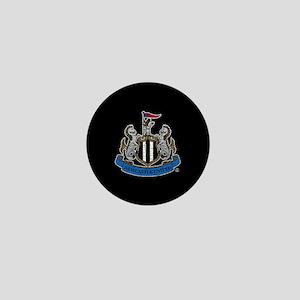 Vintage Newcastle United FC Crest Mini Button