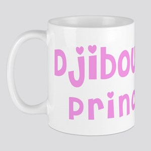 Djiboutian Princess Mug
