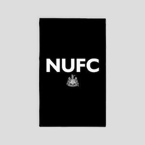 Newcastle United FC- Full Bleed Area Rug