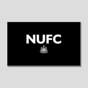 Newcastle United FC- Full Bleed Car Magnet 20 x 12