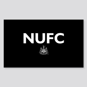 Newcastle United FC- Full Blee Sticker (Rectangle)