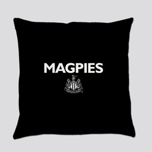 Magpies NUFC- Full Bleed Everyday Pillow