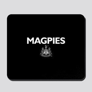 Magpies NUFC- Full Bleed Mousepad
