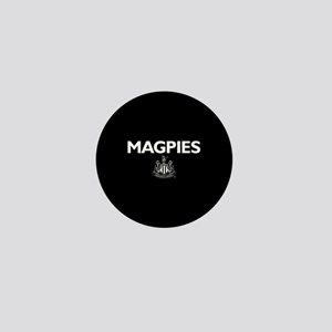 Magpies NUFC- Full Bleed Mini Button