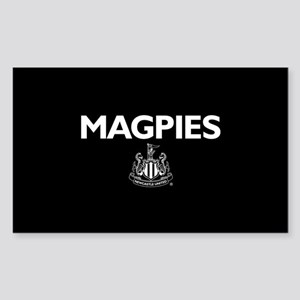 Magpies NUFC- Full Bleed Sticker (Rectangle)