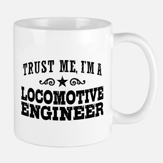 Locomotive Engineer Mug