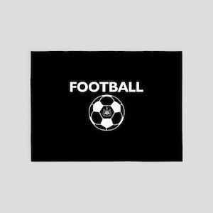 Football Newcastle United FC-Full B 5'x7'Area Rug
