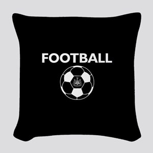 Football Newcastle United FC-F Woven Throw Pillow