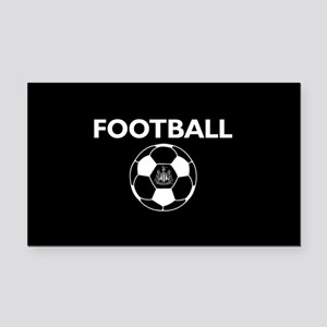Football Newcastle United FC- Rectangle Car Magnet