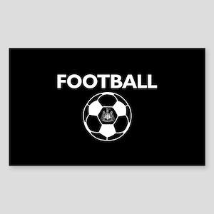 Football Newcastle United FC-F Sticker (Rectangle)