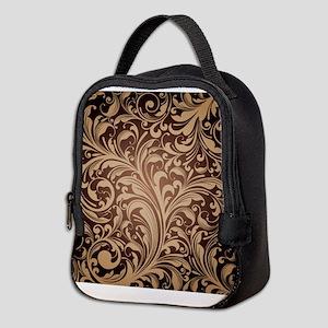 Beautiful Wallpaper Design Neoprene Lunch Bag