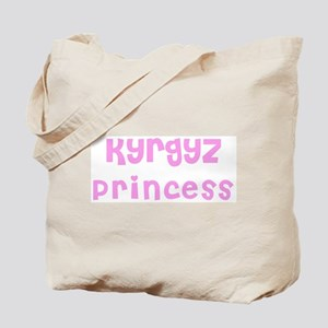 Kyrgyz Princess Tote Bag