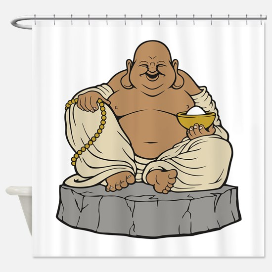 Hotei Shower Curtain