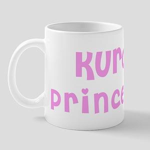Kurd Princess Mug