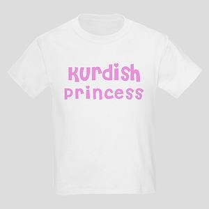 Kurdish Princess Kids T-Shirt