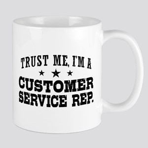 Customer Service Rep. Mug