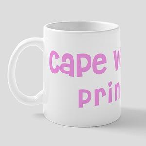 Cape Verdean Princess Mug