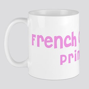 French Canadian Princess Mug