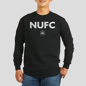 Newcastle United FC Long Sleeve Dark T-Shirt