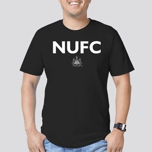 Newcastle United FC Men's Fitted T-Shirt (dark)
