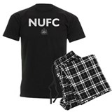 Newcastleunitedfc Men's Dark Pajamas