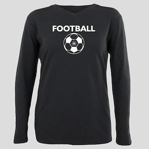 Football Newcastle Unite Plus Size Long Sleeve Tee