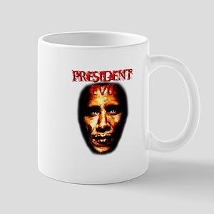 PRESIDENT EVIL Mugs