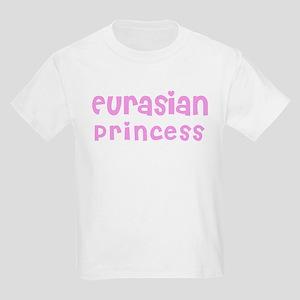 Eurasian Princess Kids T-Shirt