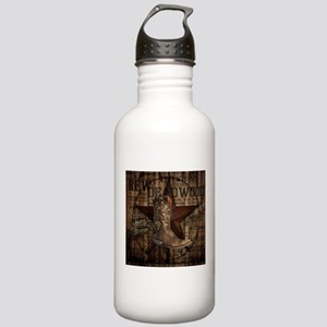western cowboy Water Bottle