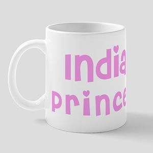 Indian Princess Mug