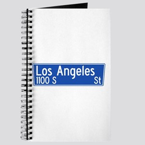Los Angeles St., Los Angeles - USA Journal