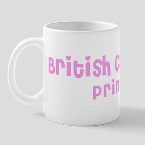 British Columbian Princess Mug